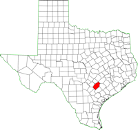 Gonzales County Texas